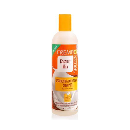 Creme of Nature Coconut Milk Detangling & Conditioning Shampoo 12.oz