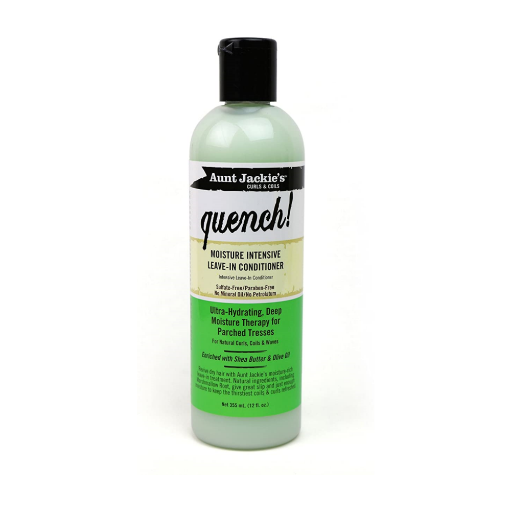 Aunt Jackies Quench Hydrating Intensive Leave-In Conditioner 12oz