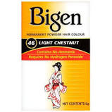Bigen Light Chestnut Hair Colour