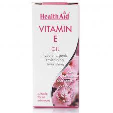 Health Aid Vitamin E Oil 50ml