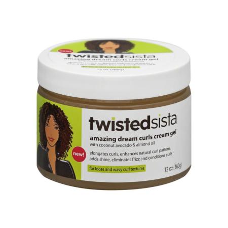 Twisted Sista Coconut, Avocado & Almond Oil Curl Gel