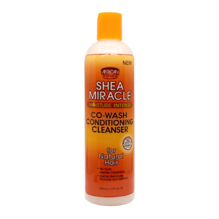 African Pride Shea Miracle Oil Co-Wash 12oz