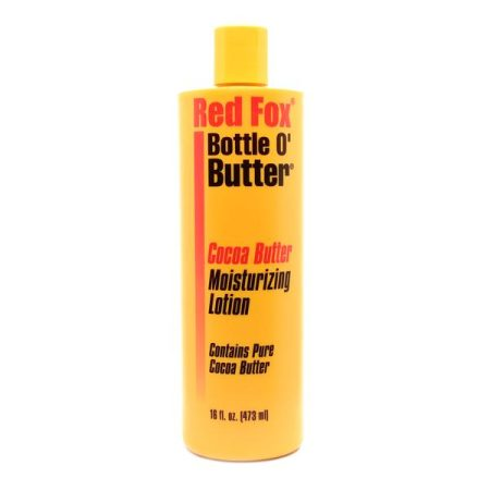Red Fox Cocoa Butter Body Lotion 18oz