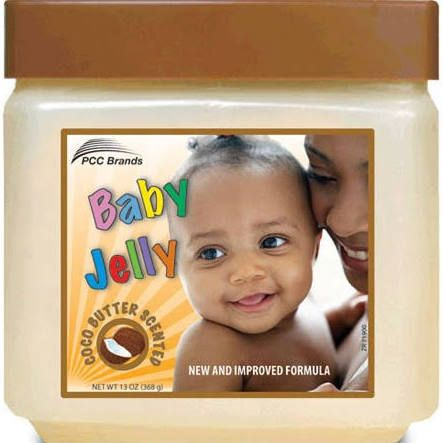 PCC Cocoa Butter Scented Baby Jelly 368g