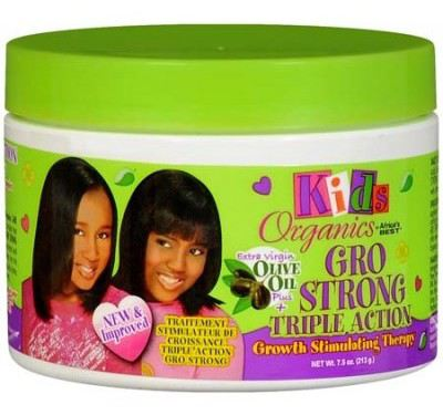 Kids Organics Gro Strong Stimulating Therapy 7.5oz