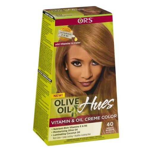 ORS Olive Oil Hues Creme Colour Honey Blonde