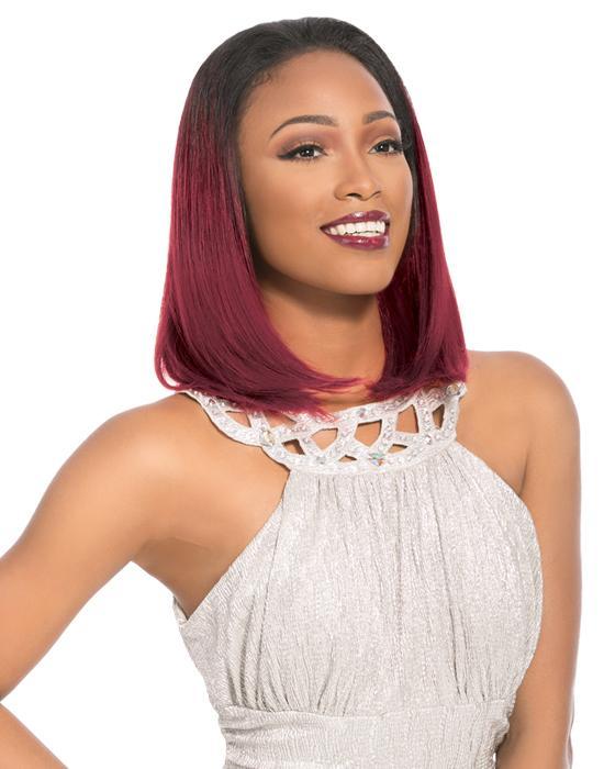 Sensationnel Instant Weave Olivine Wig