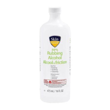 Skin Guard 50% Rubbing Alcohol