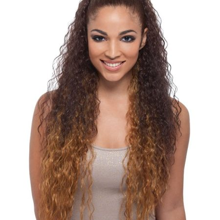 Janet Collection Gooseberry Ponytail