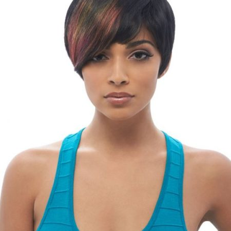 Janet Collection Human Hair Rio Wig