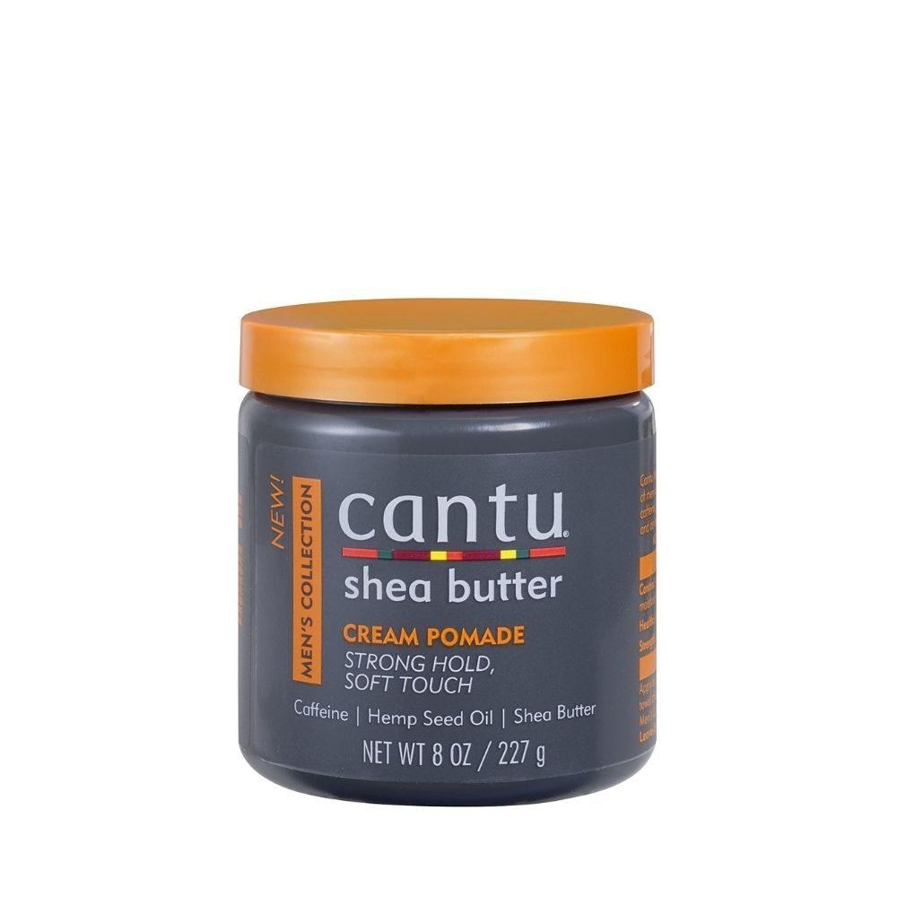 Cantu Men's Shea Butter Cream Pomade 8oz
