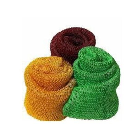 African Exfoliating Sponge (Assorted Colours)