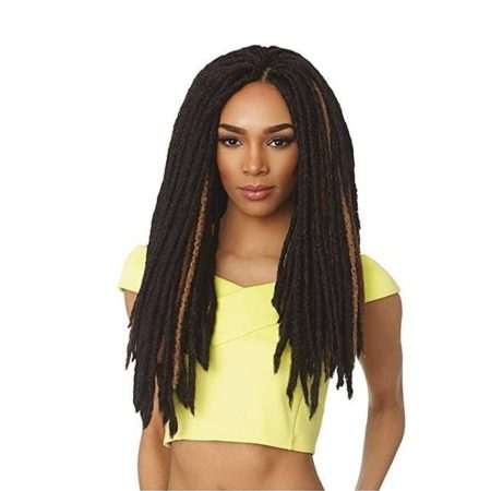 Xpression Faux Locs Crochet Hair
