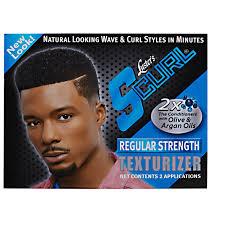 S Curl Texturiser Regular Strength 2 Application Kit