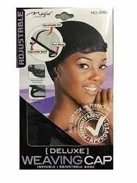 Magic Collection 2269 Deluxe Weaving Cap with Expandable Straps