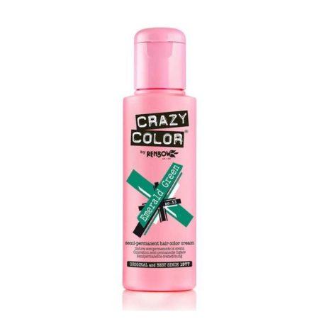 Crazy Color Semi Permanent Hair Colour Cream Lilac 100ml