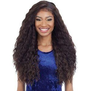 Freetress Equal Braided Edge Frontal Lace Wig BLW-001