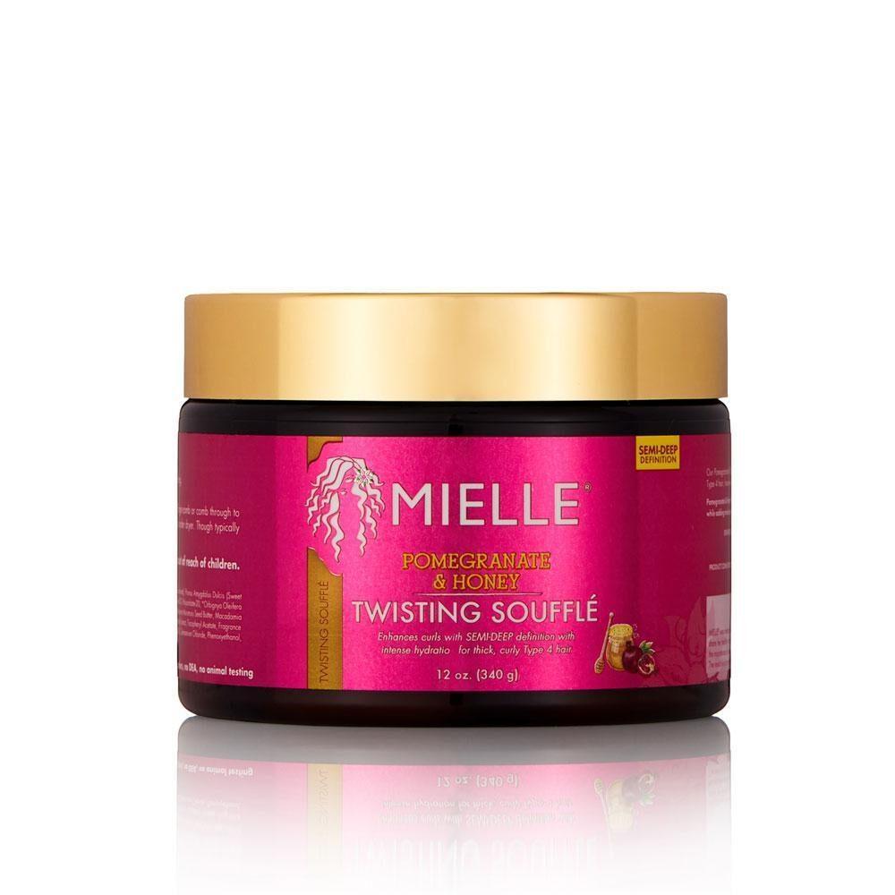 Mielle Organics Pomegranate & Honey Twisting Soufflé 12oz