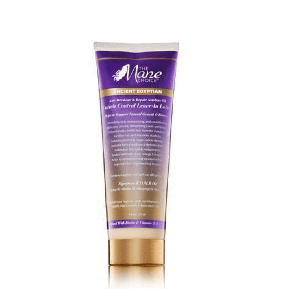 The Mane Choice Ancient Egyptian Anti-Breakage & Repair Antidote Cuticle Control Leave-In Lotion 8oz