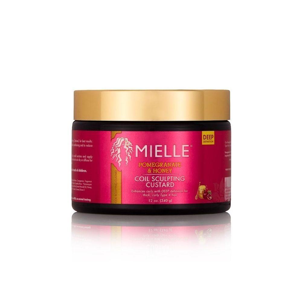 Mielle Organics Pomegranate & Honey Coil Sculpting Custard 12oz