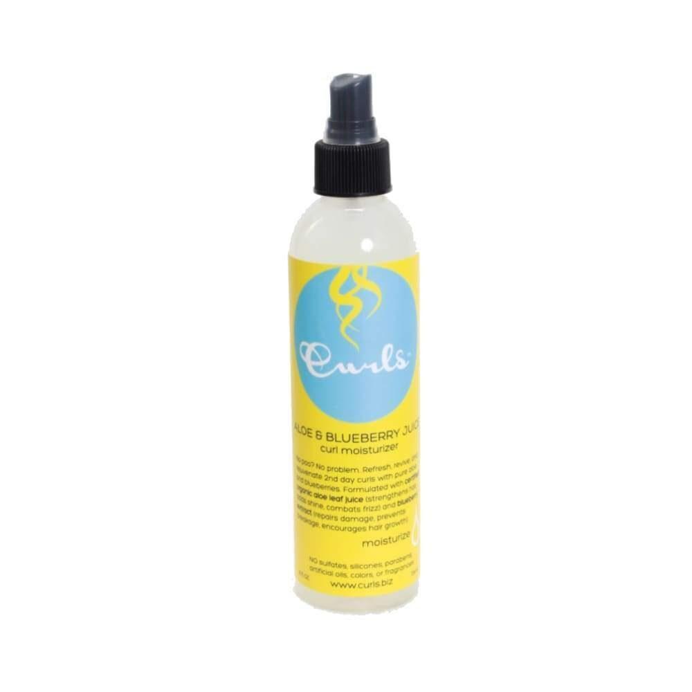 Curls Aloe & Blueberry Juice Curl Moisturizer 8oz