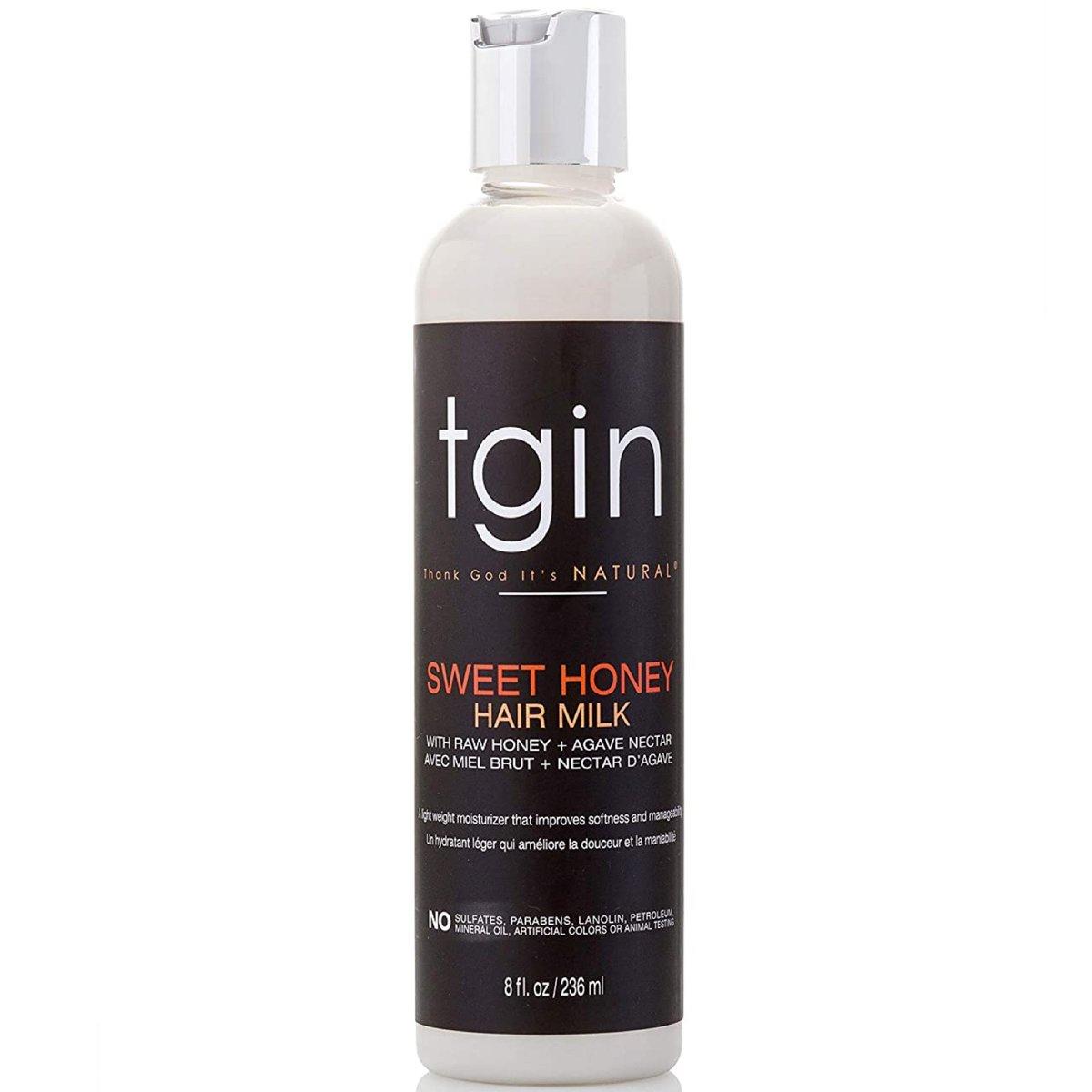 tgin hair milk