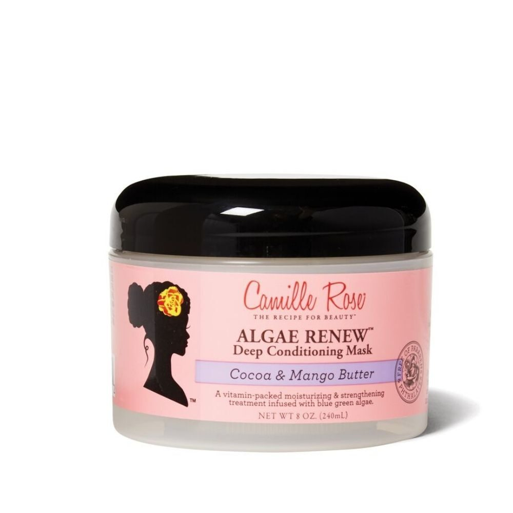 Camille Rose Algae Renew Deep Conditioner Mask 8oz