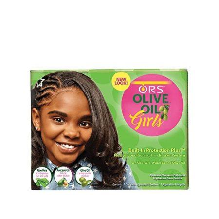 ORS Olive Oil Girls Relaxer Kit Regular