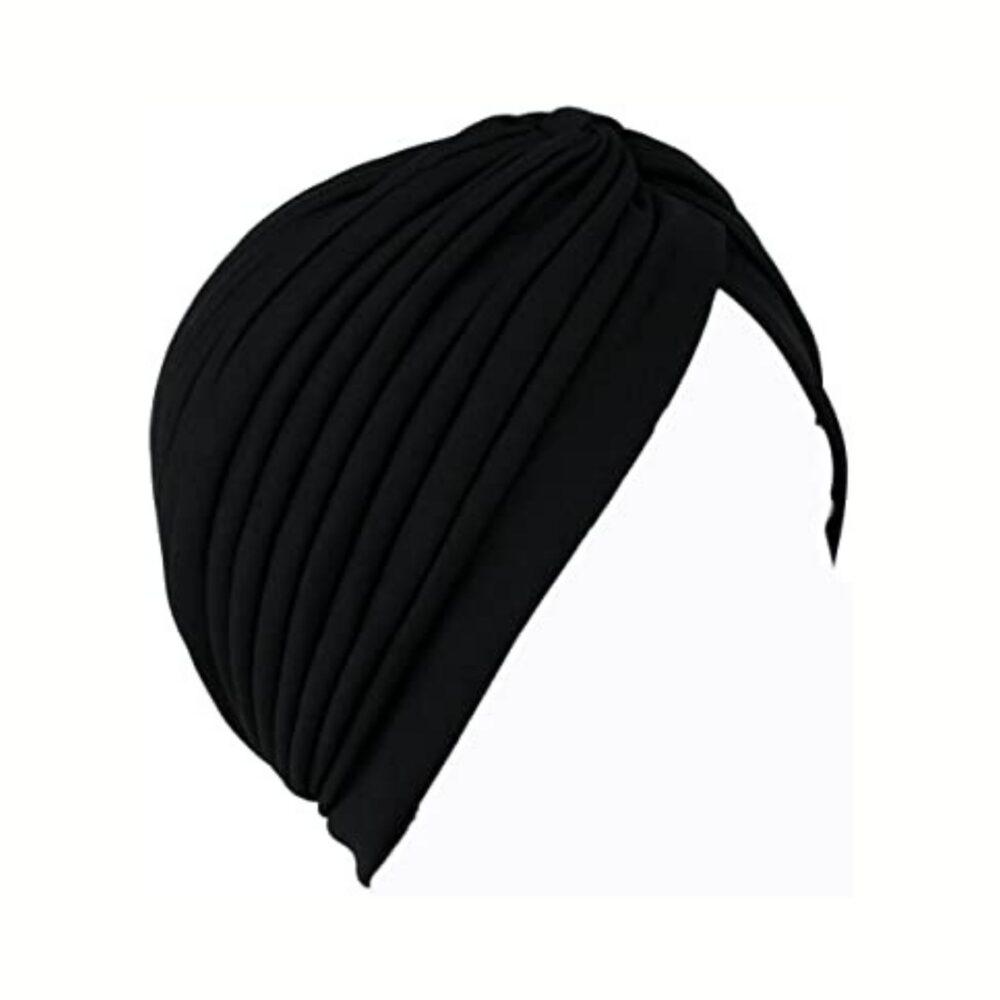 Classic Black Turban 2147