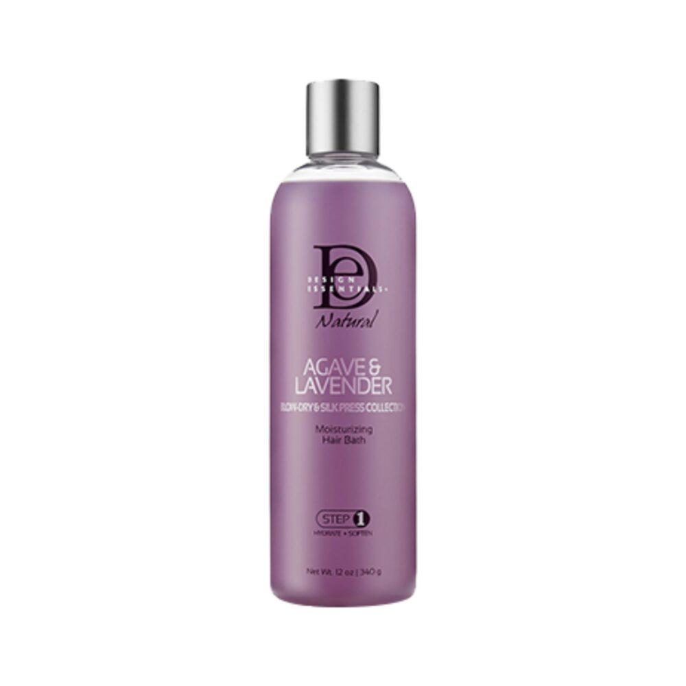 design-essentials-lavender-agave-hair-bath-shampoo