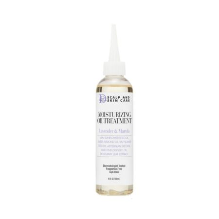 Design Essentials Scalp & Skin Moisturising Oil Treatment 4oz
