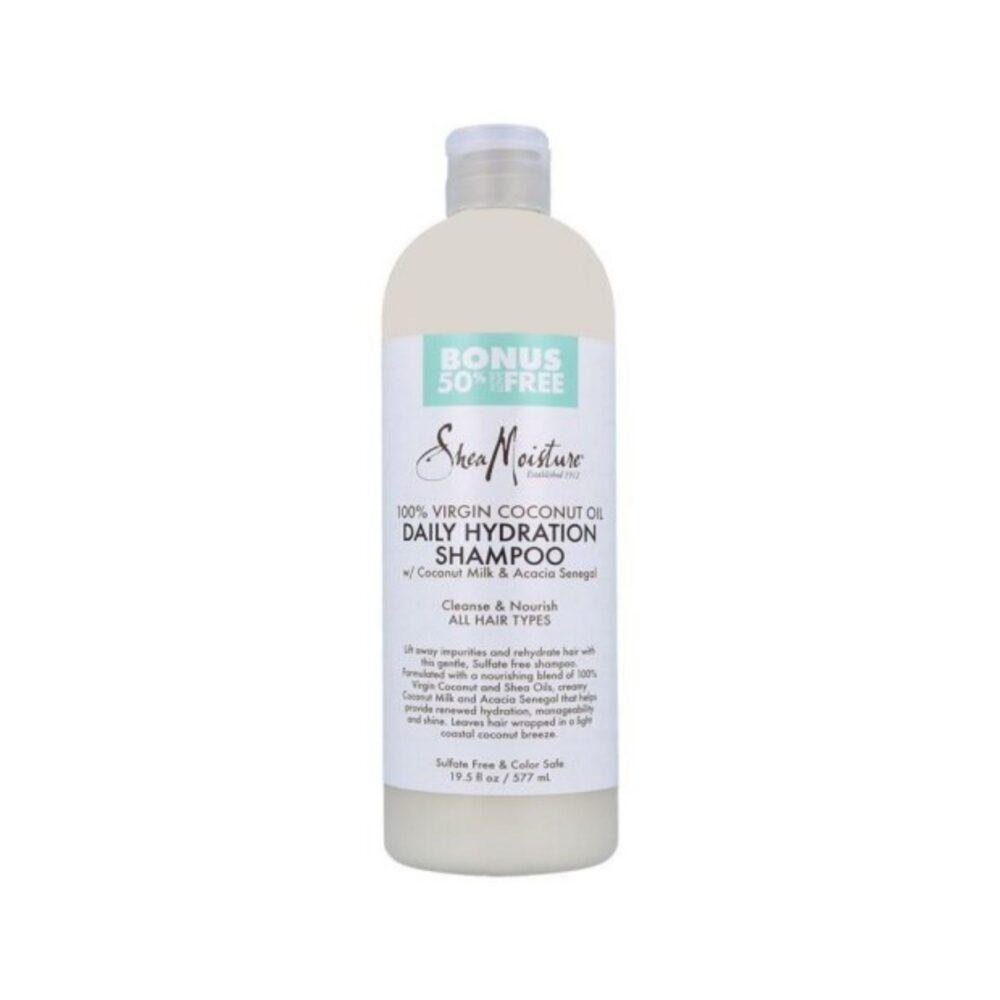 Shea Moisture 100% Virgin Coconut Oil Daily Hydration Shampoo