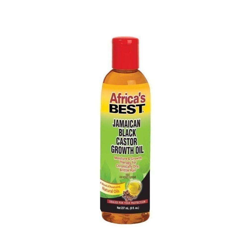 Africa's Best Jamaican Black Castor Oil 4oz