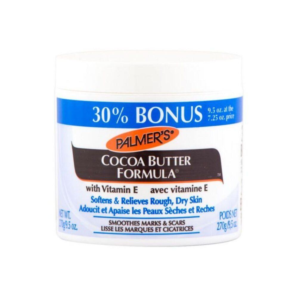 Palmers Cocoa Butter Formula with Vitamin E Bonus Jar 9.5oz