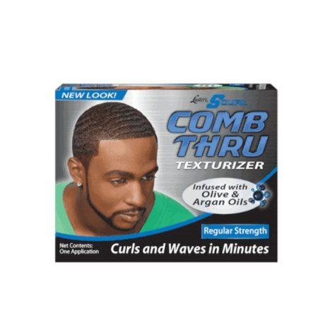 S Curl Texturizer Regular Strength 1 Application Kit