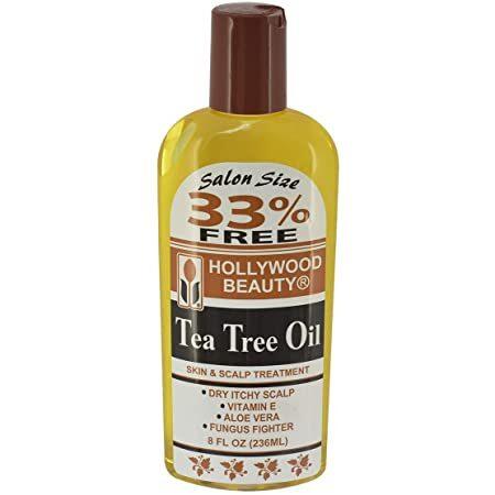 Hollywood Beauty Tea Tree Oil 8oz