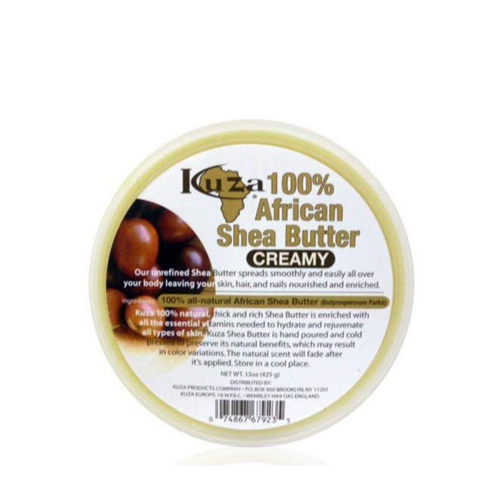 Kuza 100% Creamy Shea Butter