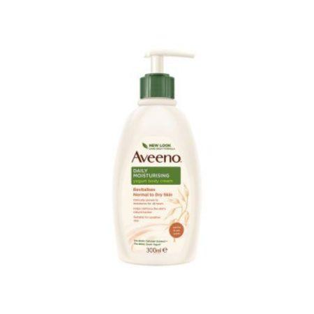 Aveeno Fragrance & Paraben Free Cream 300ml