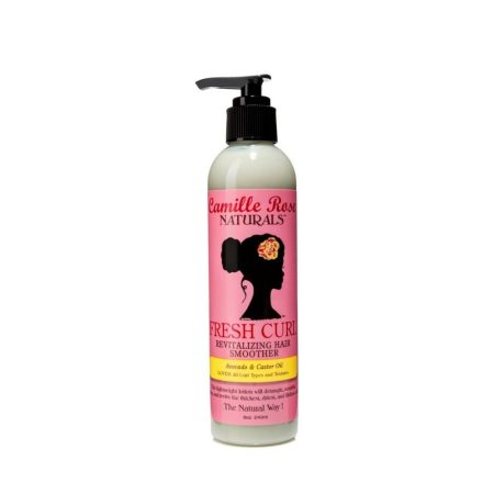 Camille Rose Curl Hair Smoother 8oz