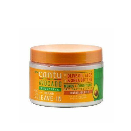 Cantu Avocado Hydrating Leave-In Repair Cream 12oz