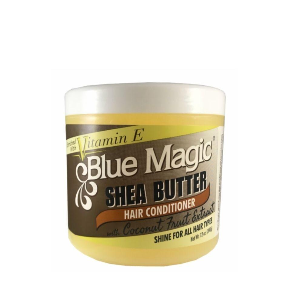 Blue Magic Shea Butter Hair Conditioner 12oz