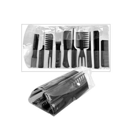 2426 10 Piece Comb Set