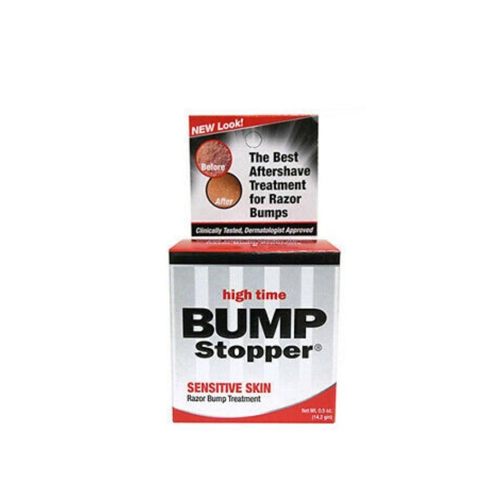 BUMP STOPPER 2 RAZOR BUMP TREATMENT DOUBLE STRENGTH FORMULA 0.5OZ