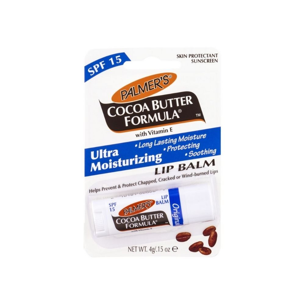 Palmer's Cocoa Butter Formula Original Ultra Moisturizing Lip Balm with SPF 15 4g