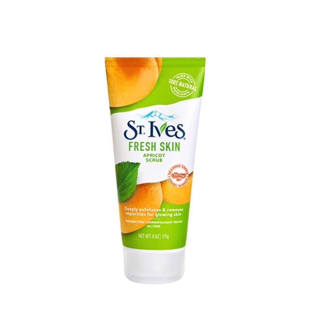 St. Ives Fresh Skin Apricot Face Scrub 150ml