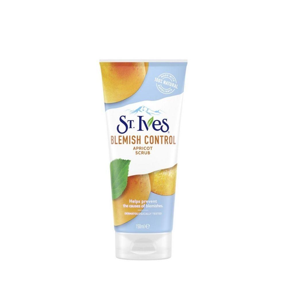 St Ives Blemish Control Apricot Scrub 150ml