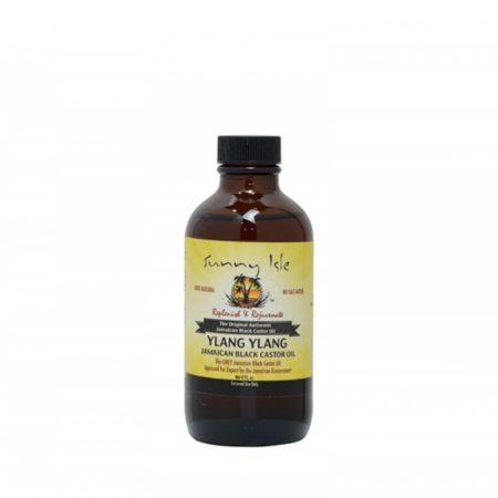 Sunny Isle Ylang Ylang Jamaican Black Castor Oil 4oz