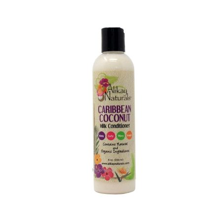 Alikay Naturals Caribbean Coconut Milk Conditioner 8oz