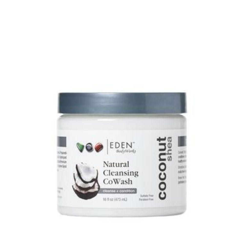 Eden Body Works Natural Coconut Shea Co-Wash 16oz