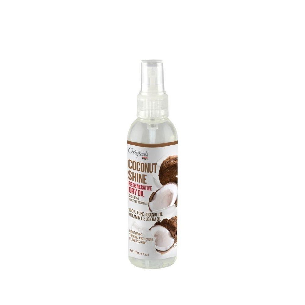 Africa's Best Originals Coconut Creme Oil 6oz